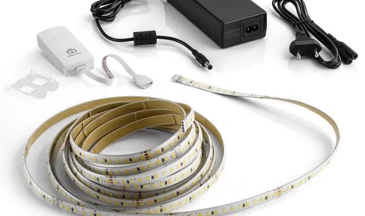 Smart Fita LED Wi-Fi Positivo Casa Inteligente