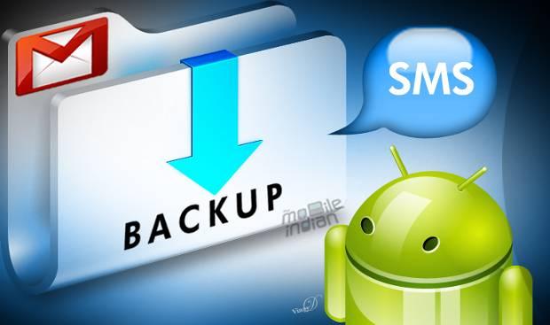 Резервное копирование SMS для Android