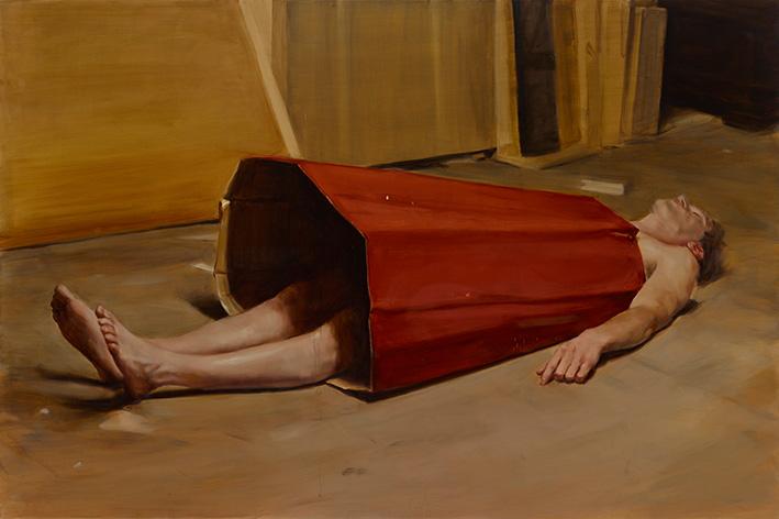 The Devil's Dress, 2011 | Dallas Museum of Art, DMA/amfAR Benefit Auction Fund Courtesy Zeno X Gallery Antwerp and David Zwirner New York / London, Photographer Ron Amstutz