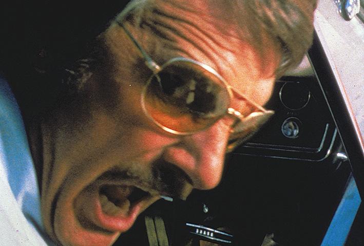 Szene aus »Duell« von 1971   © Steven Spielberg