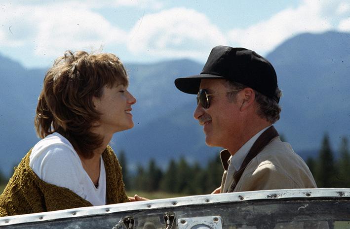 Szene aus »Always - Der Feuerengel von Montana« von 1989   © Steven Spielberg