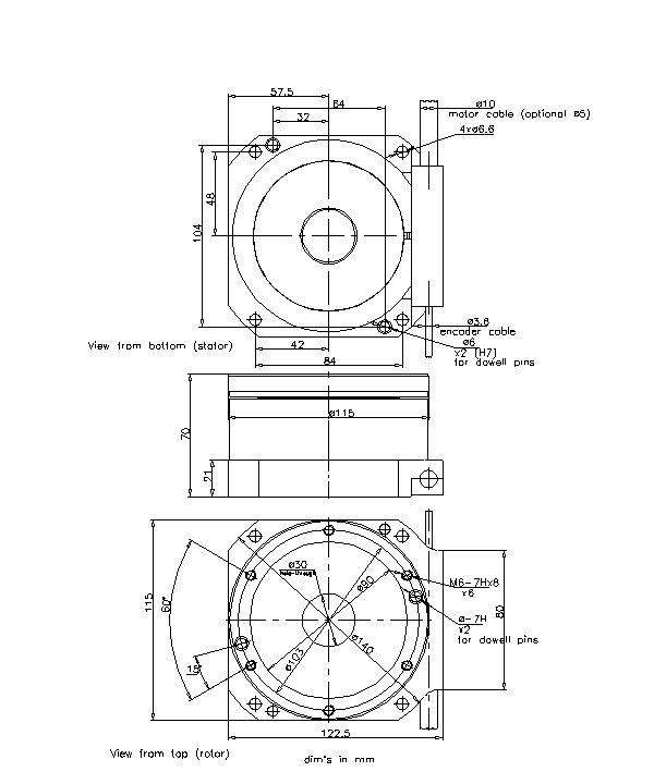 Rotary Tables SRT01