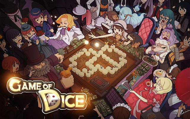 Game of Dice - Splash