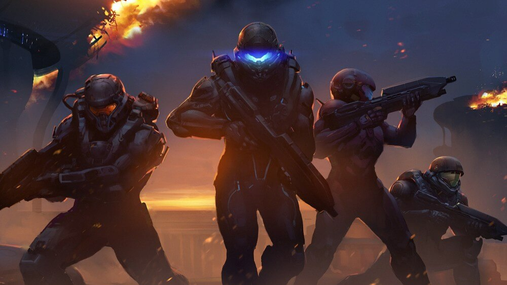 Halo 5 - Locke Co-Op