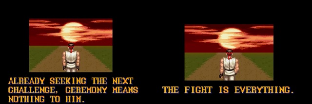 SF 2 - The Fight is Everything