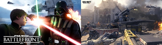 Star Wars and Black Ops