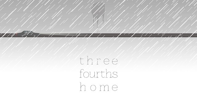 Three Fourths Home - Driving