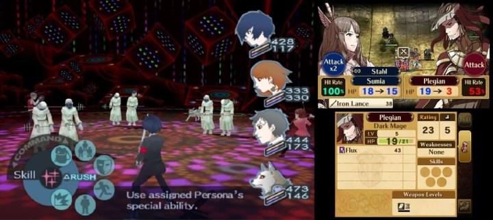 Persona 3 X Fire Emblem Awakening