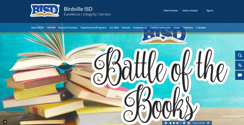 Birdville Independent School District To Spend 25 564 250 00 To Occupy 100 010 Square Feet Of Space In Richland Hills Texas Intelligence360 News