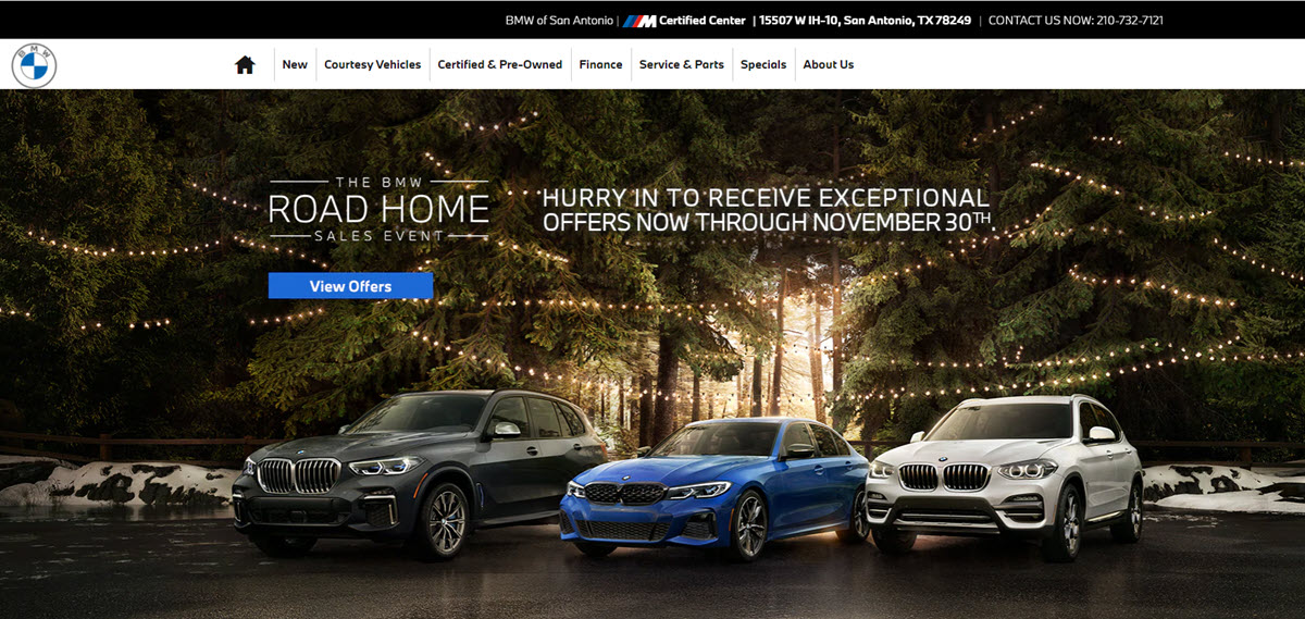 Bmw Of San Antonio To Spend 13 000 000 00 To Occupy 425 940 Square Feet Of Space In San Antonio Texas Intelligence360 News