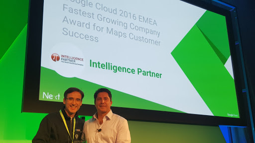 Google Cloud Partner Award 2016