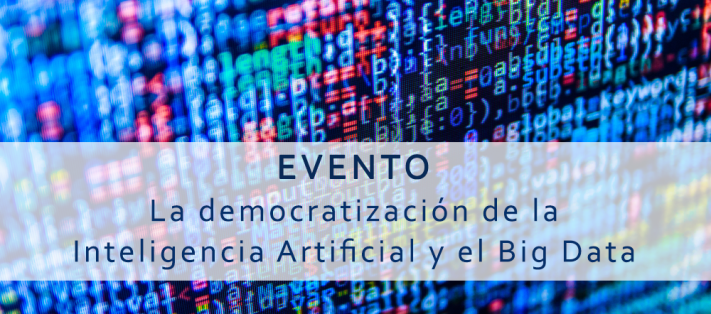 Evento I.A. Big Data Google Cloud
