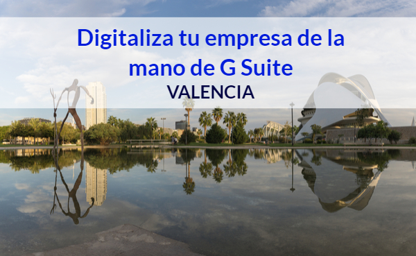 Evento G Suite Sevilla