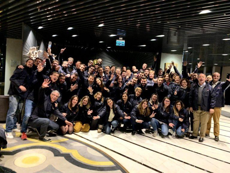 Kick-off decimo aniversario Estambul