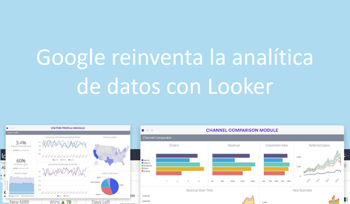 Looker analítica de datos
