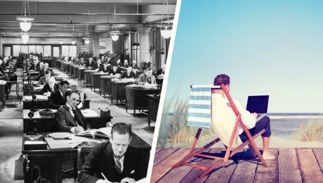 modernizar el puesto de trabajo