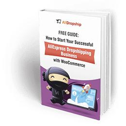drop shipping with woocommerce
