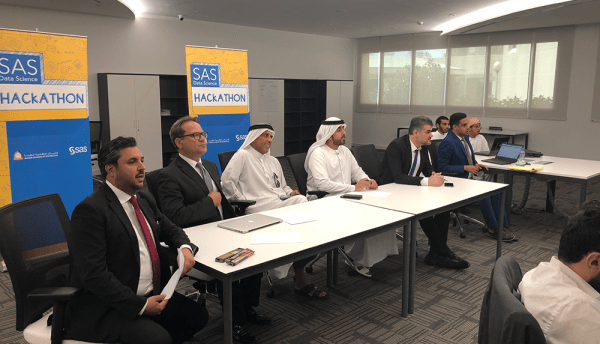 SAS and Higher Colleges of Technology co-host hackathon to develop talent