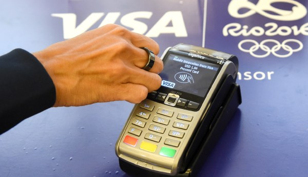 Select athletes at Rio Olympics to use Visa NFC ring for payments