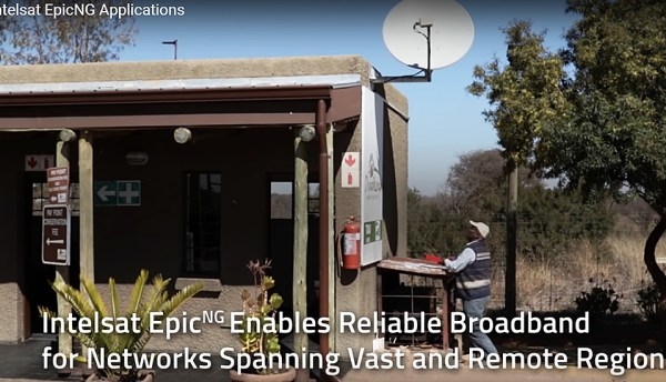 Quantis to use Intelsat EpicNG to enhance broadband services in Africa