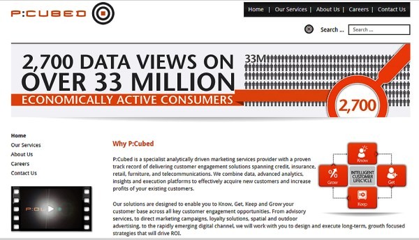P:Cubed offers WPP Data Alliance access to South African consumer insights