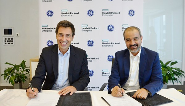 GE signs partner agreement with HPE for digital solutions across MEA