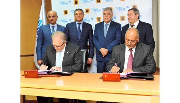 SONATRACH and BHGE collaborate to meet manufacturing demand