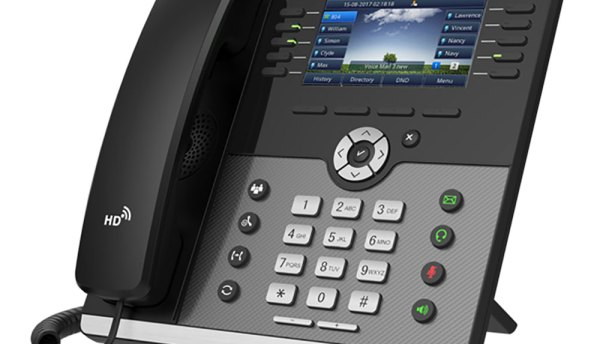 Q-KON SA confirm that HTEK IP phones have been certified by PortaOne