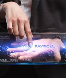 Consider the security implications for payroll when adopting cloud solutions