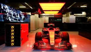 Analytics places F1 team in top gear for data performance
