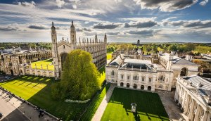Making room for top mark security at University of Cambridge