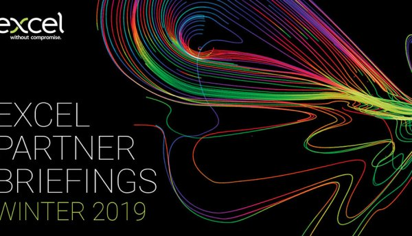 Keep up to date with Excel at its Winter 2019 event