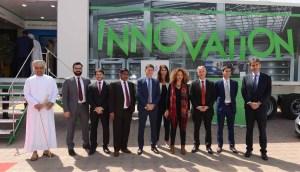 Organisations showcase Oman's Smart Cities innovations