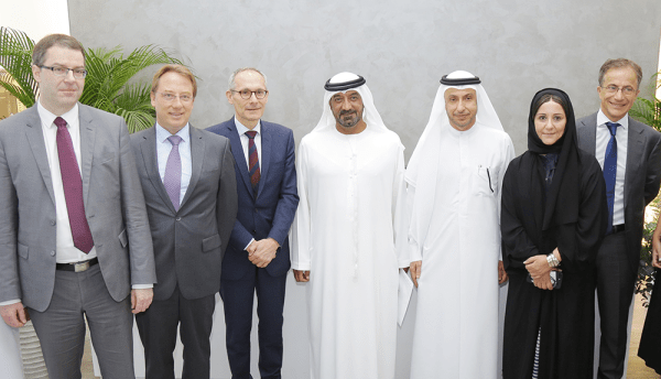 Orange Business Services regional HQ in Dubai Silicon Oasis officially opened