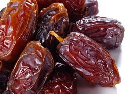 Ghee soaked Dates