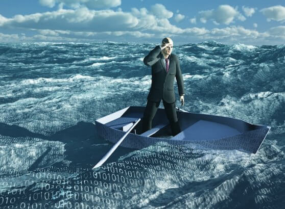 Big Data Sea Image by Venture Beat