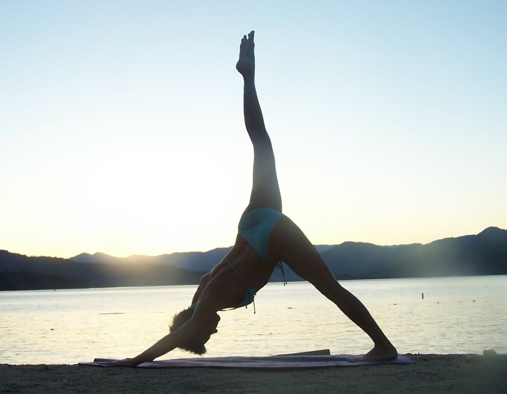 personal development with Yoga