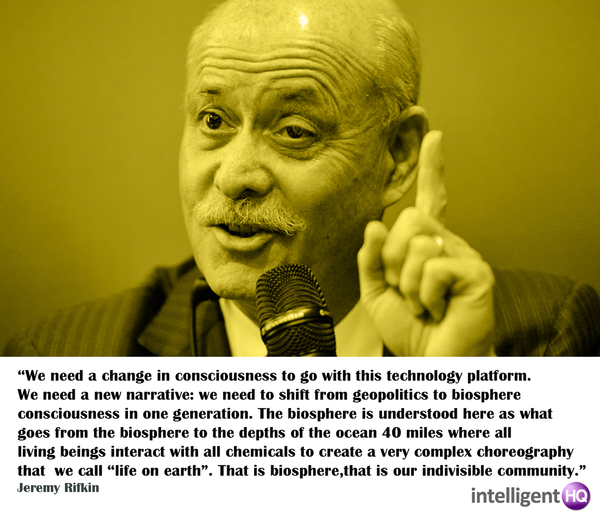 Quote by Jeremy Rifkin