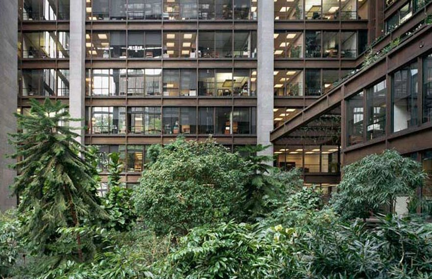 Ford Foundation Building New York City