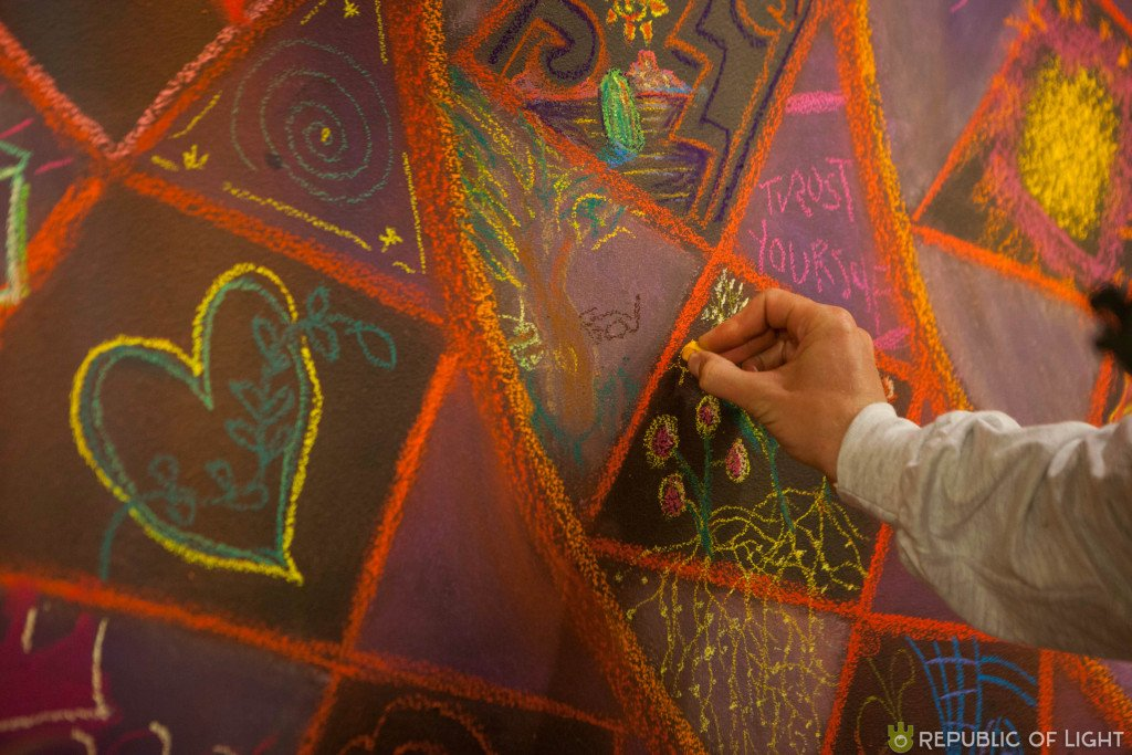 Art at Bioneers 2015