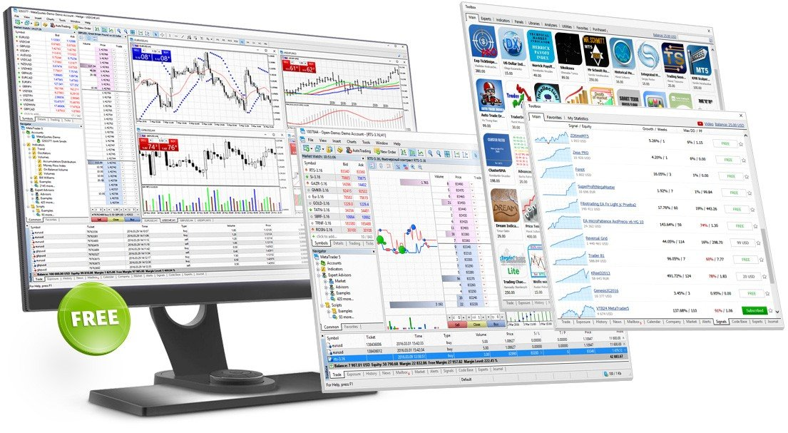 metatrader 5 - What MT5 Is And What Is Special about It?