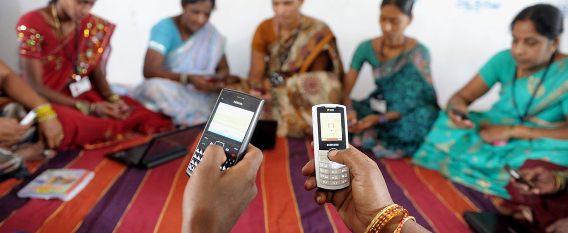 financial inclusion india - The Digital Way Brings Financial Services to Billions of People