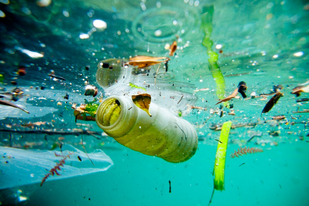 plastic in the ocean - Innovators to Win $1 Million to Stop Plastics Reaching The Ocean