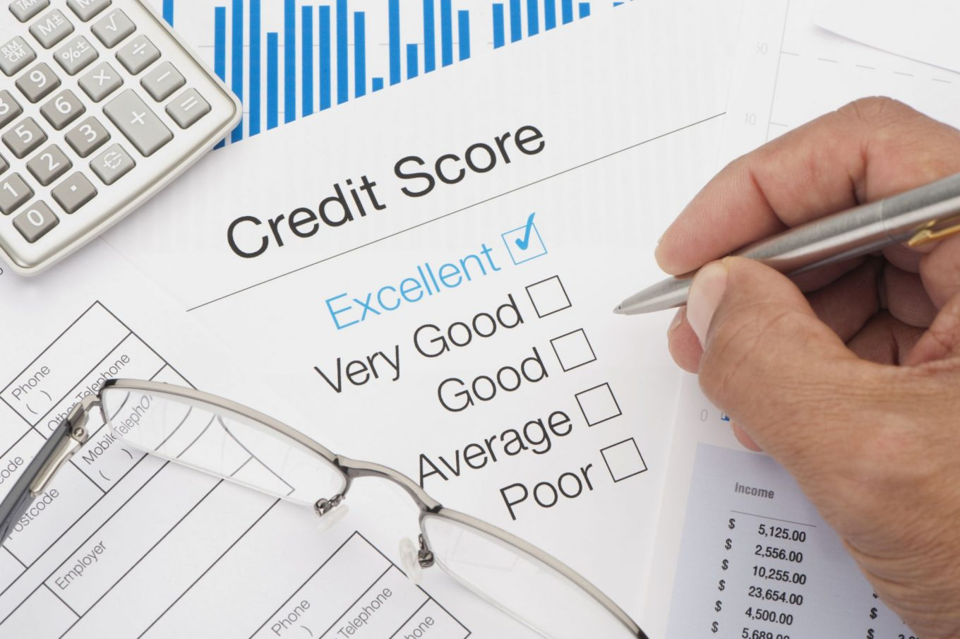 rising credit score - If You're Wondering How to Fix Credit Score, Read These Three Golden Rules