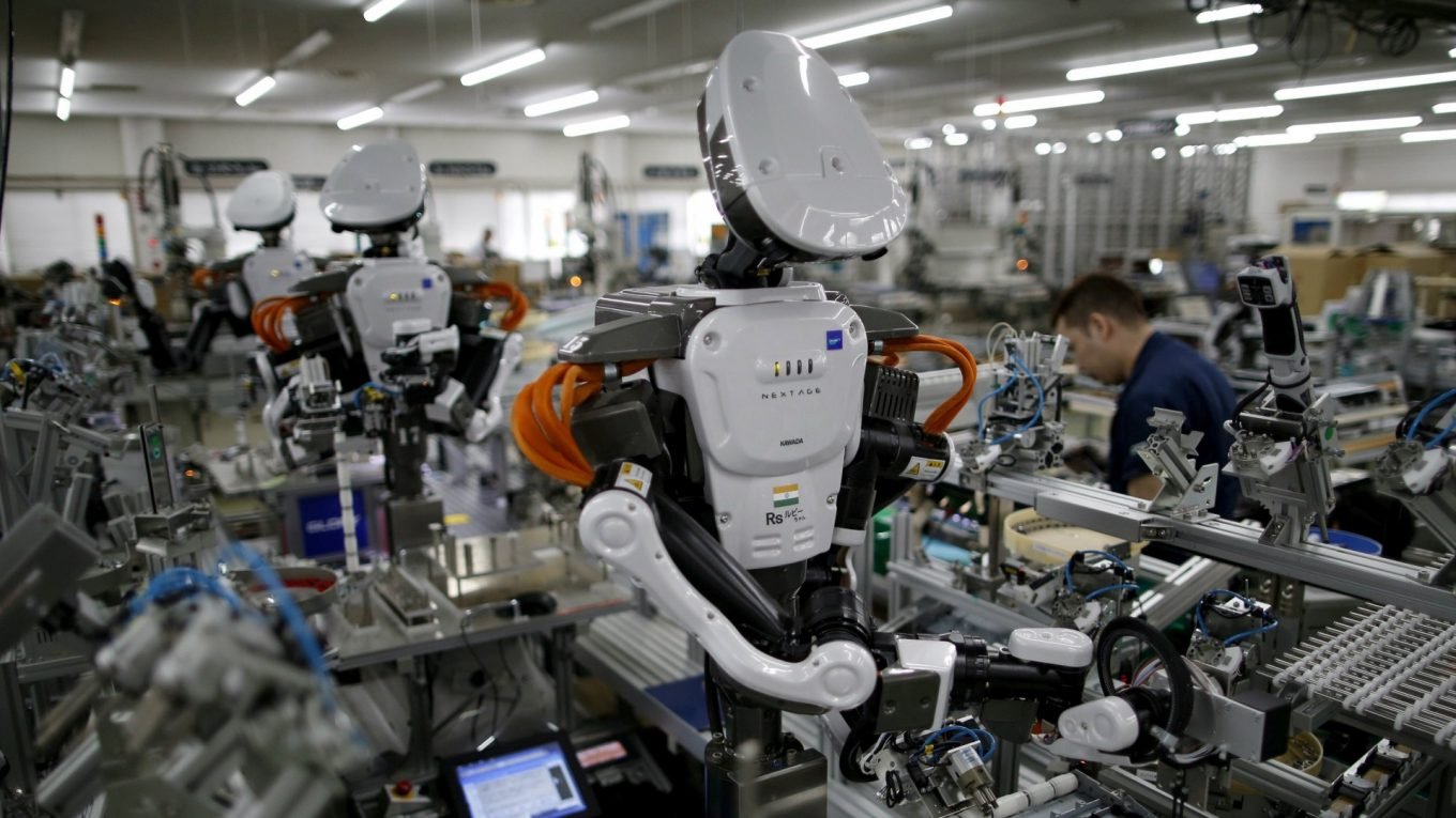 robots - Only The Skills Will Save Us From The Robots