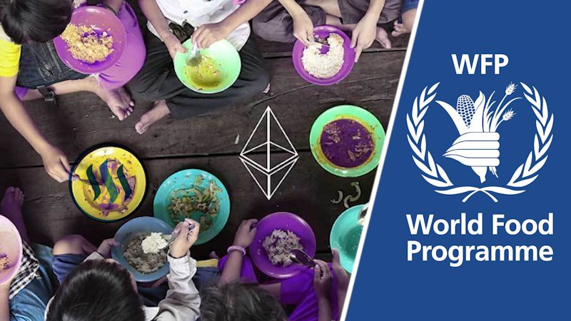 world food programme - Blockchain Startups and Projects in Alignment with the United Nations SDGs (Part 1)