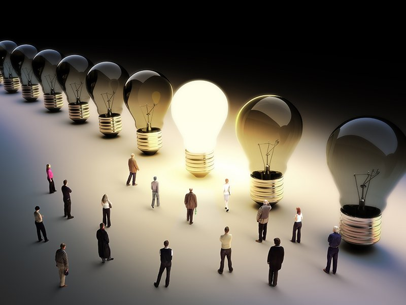 giant lightbulb gettyimages - Top 3 Products to Help Your Business Stand Out