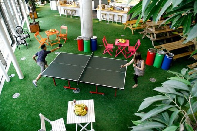 Cocktails, Ping Pong And The Evolution Of Corporate Culture