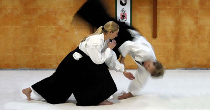 aikido - The Creative Potential of Conflict