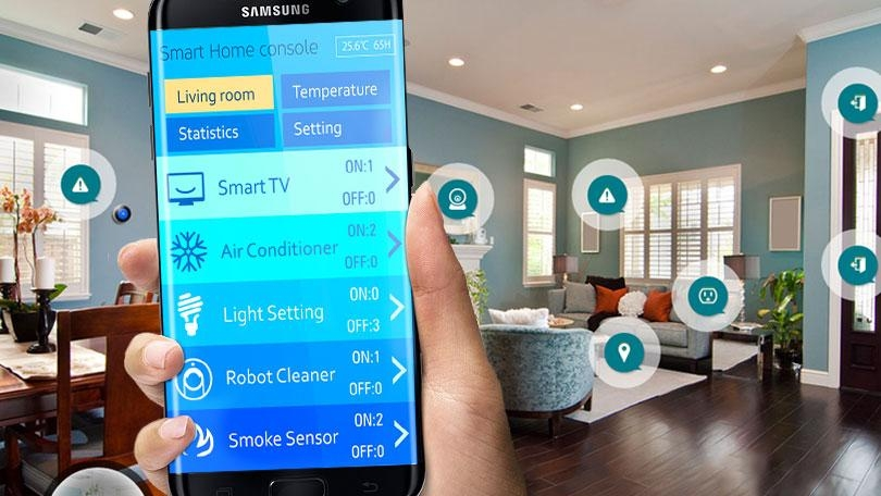 smart home - 3 Key Areas in Which Technology is Rapidly Affecting the Building Industry